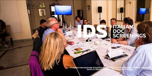 IDS - Academy a Palermo 12/16 settembre